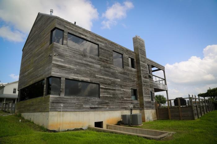 Rustic Contemporary Exterior